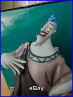 DISNEY WDCC Hercules Hades Name's Hades, Lord of the Dead #887/1000