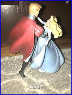 Disney WDCC A Dance In the Clouds Make it Blue Princess Aurora Sleeping Beauty