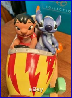 Disney WDCC Lilo and Stitch Storefront Spaceship Classics Collection #203/750