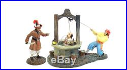 Disney Wdcc, Pirates Of Caribbean A Pirate's Life For Me (le#1199/1500)