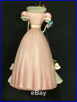 WDCC A Lovely Dress for Cinderelly from Disney's CINDERELLA withCOA, Box & Dome
