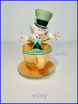 WDCC A Mad Whirl Mint Condition with COA LE of 750 from Alice In Wonderland