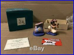 WDCC Aladdin Legend of the Lamp #1232515 2005 Members Only Mint in Box withCOA