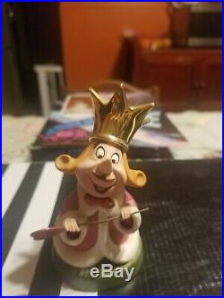 WDCC And the King King of Hearts from Disney's Alice in Wonderland