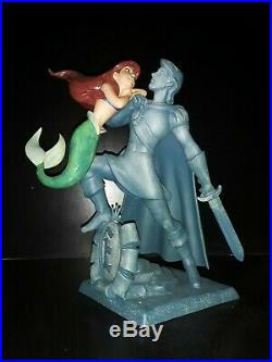 WDCC Ariel with Prince Eric Statue It Looks Just Like Him! It Even Has His Eyes
