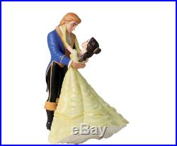 WDCC Beauty & The Beast The Spell is Lifted + Box & COA 561/2000
