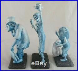 WDCC Beware of Hitchhiking Ghosts from Disney's Haunted House in Box with COA