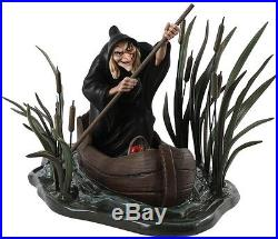 WDCC DISNEY POISONOUS PLOT Witch from Snow White and the Seven Dwarfs