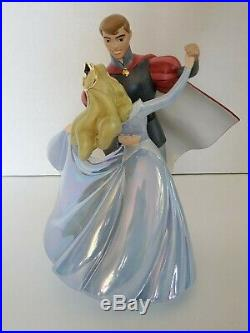 WDCC DISNEY PRINCESS AURORA & PRINCE PHILLIP from Sleeping Beauty Dance in the C