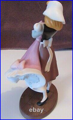 WDCC Disney Cinderella in Rags Figure Oh, Thank you so much! Pink Dress RARE
