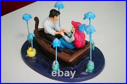 WDCC Disney Classics The Little Mermaid Eric And Ariel Kiss The Girl Figurine