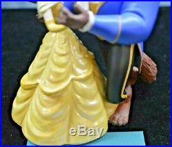 WDCC Disney Tale As Old As Time Beauty and the Beast COA