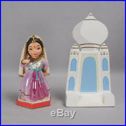 WDCC Disneys Its A Small World After All Aashirwad Blessing India With Box COA