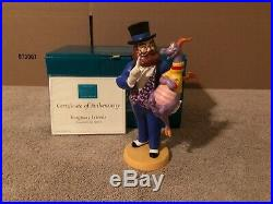 WDCC Dreamfinder & Figment Imaginary Friends Signed by Artist + Box/COA