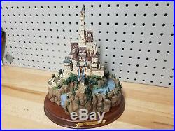 WDCC Enchanted Places The Beast's Castle Disney's Beauty & The Beast