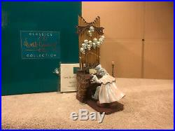WDCC Haunted Mansion Organ Player with Organ Spirited Entertainer + Box & COA