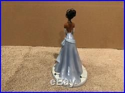 WDCC Princess and the Frog Princess Tiana Wishing on the Evening Star
