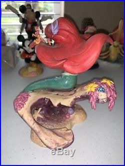 WDCC Seahorse Surprise Ariel from Disney's The Little Mermaid 1996 RARE