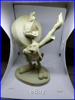 WDCC artist clay maquette three caballeros Prototype Signed 1 of a kind disney 3
