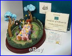 Walt Disney Classic Collection Enchanted Places, A Tea Party in Wonderland