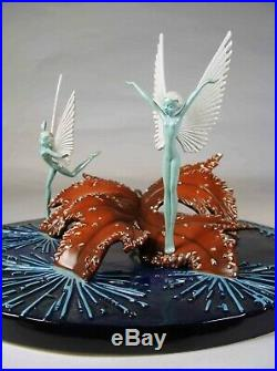 Walt Disney Classic Collection Figurine Frost Fairies from Disney's Fantasia