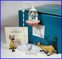 Walt Disney Classic Collection We Are Siamese, Si & Am, Lady & the Tramp