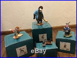 Walt Disney Classics Collection Song Of The South 4 Piece Lot